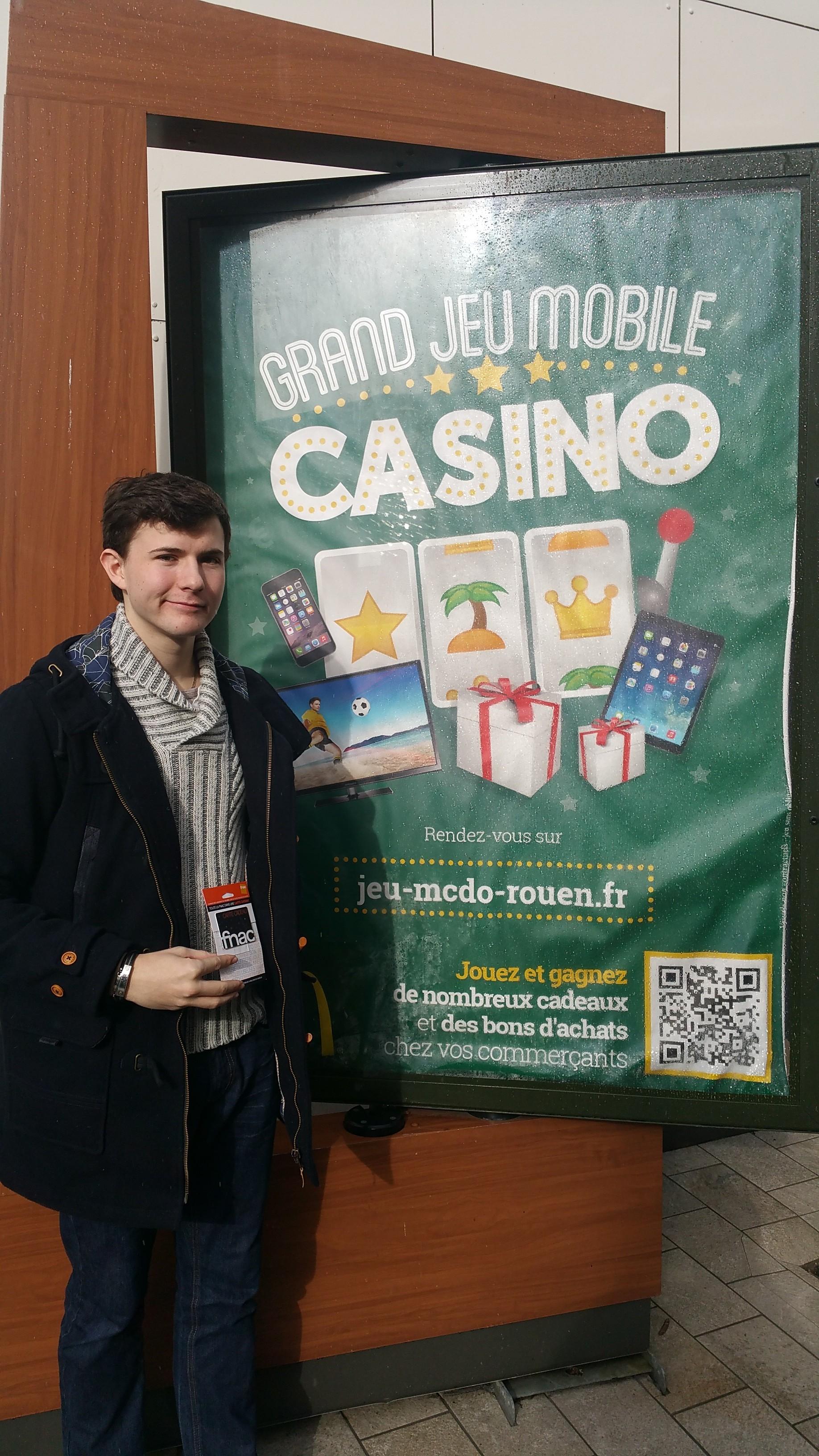 deorartion casino grand jeu
