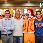 tirage au sort McDonald's Rouen