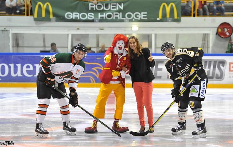 Un match de gala pour les 30 ans de McDonald's !